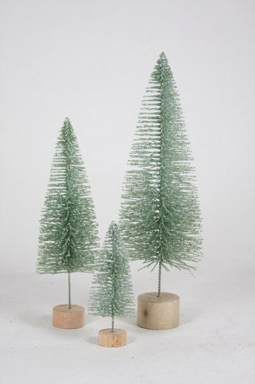 Glitter Tree Set (Green)