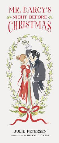 Mr Darcy Night Before Christmas