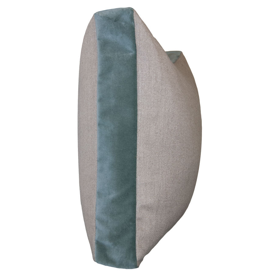 Stella Linen Edge Pillow