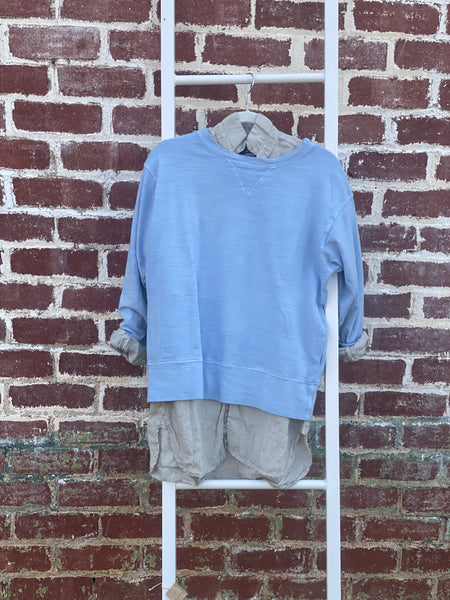 Pam Knit Sweatshirt