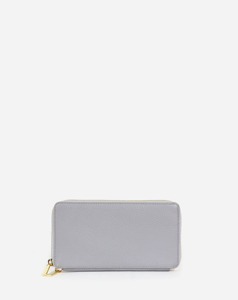 The Zip Wallet Pebble