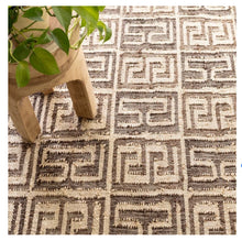 Load image into Gallery viewer, Auricula Woven Jute Rug