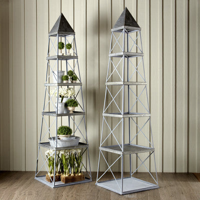 Obelisk Shelf Unit