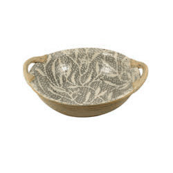 Vegetable Bowl with Handles