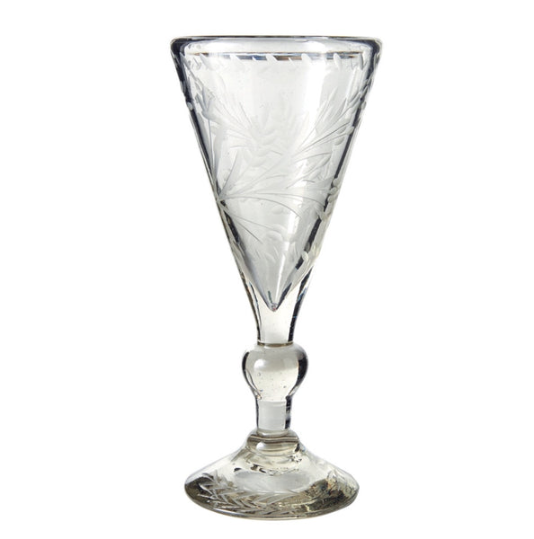 Jan Barboglio Frances Goblet Clear