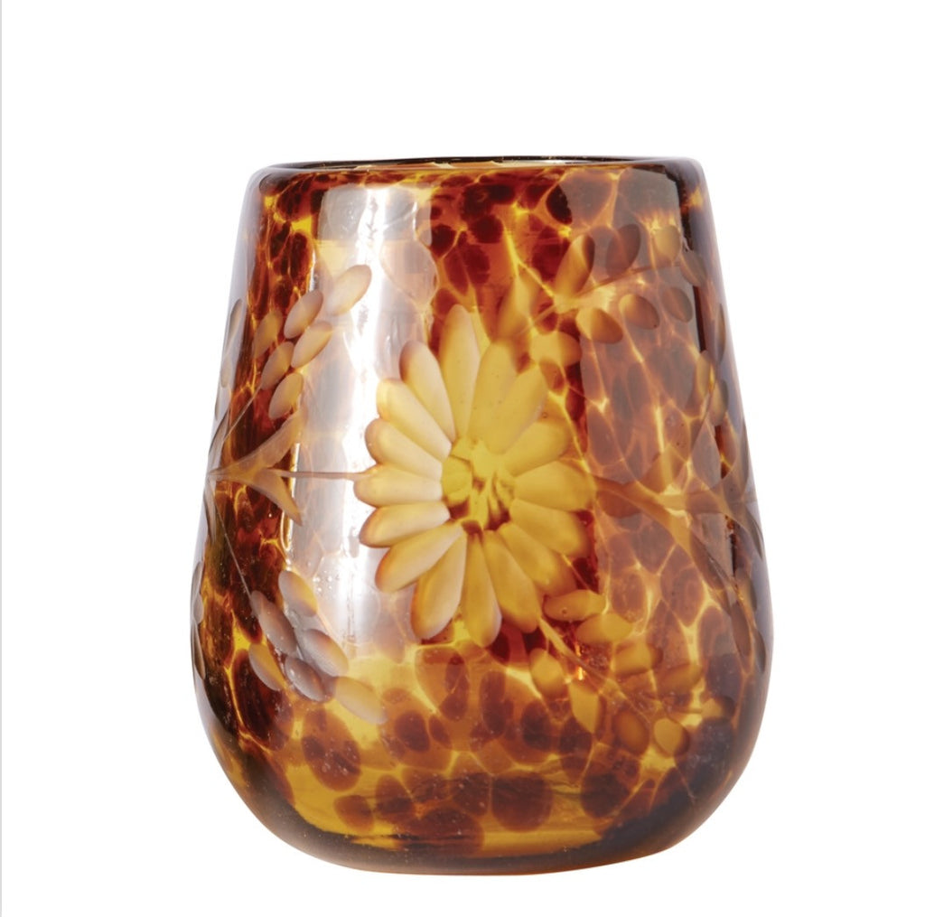 Jan Barboglio Stemless Glass