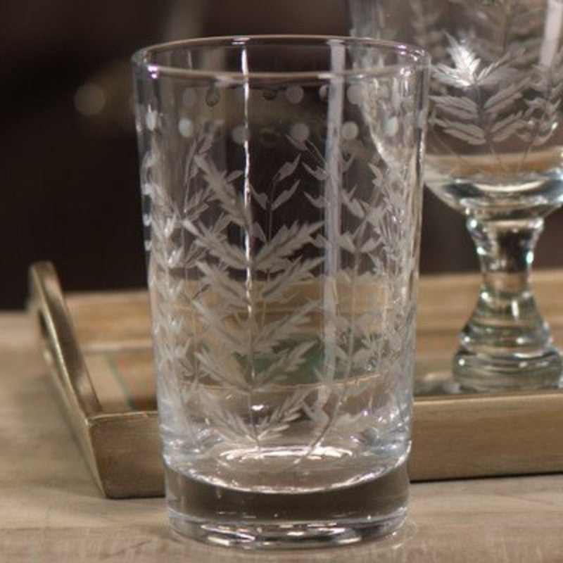 Leaves Glassware