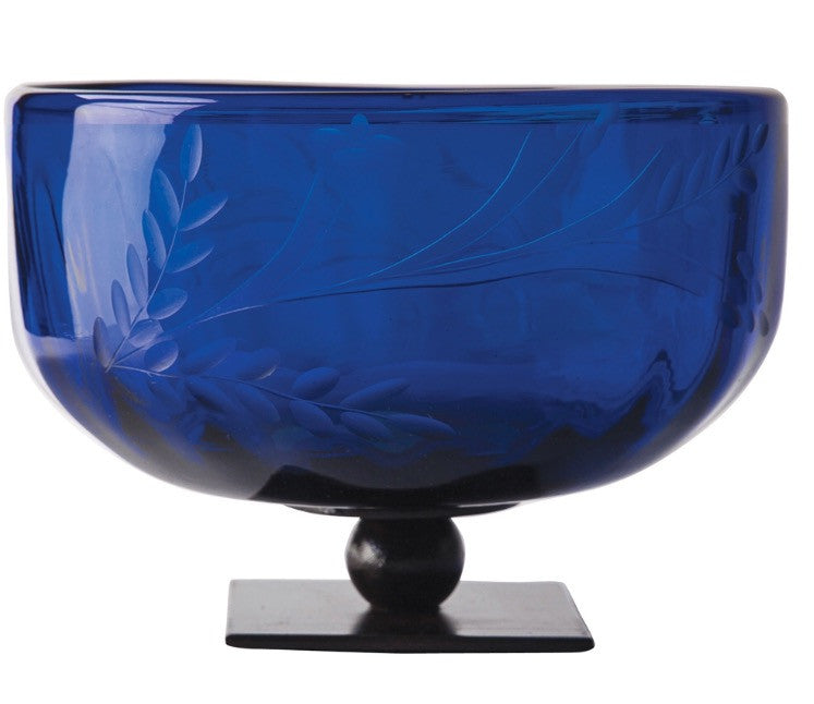 Glass Chalice Bowl