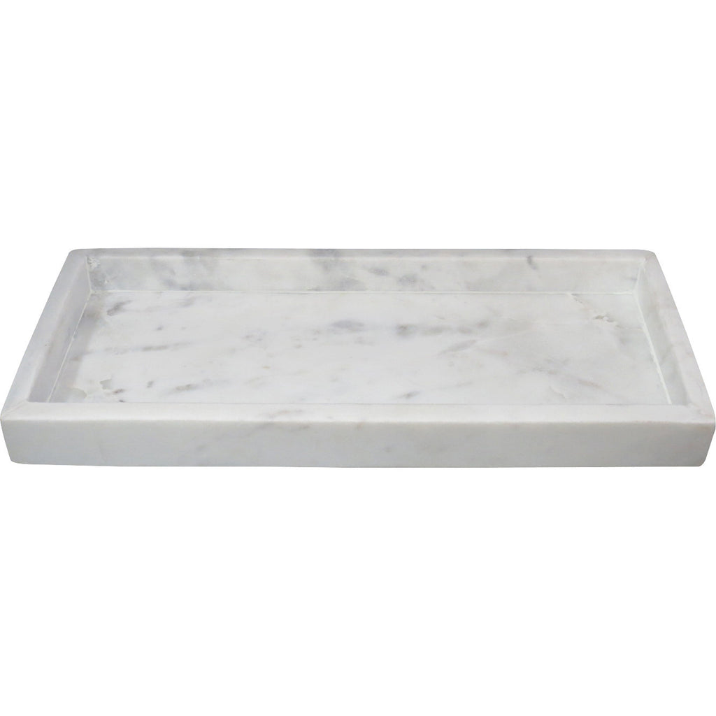 Marble Rectangle Trays