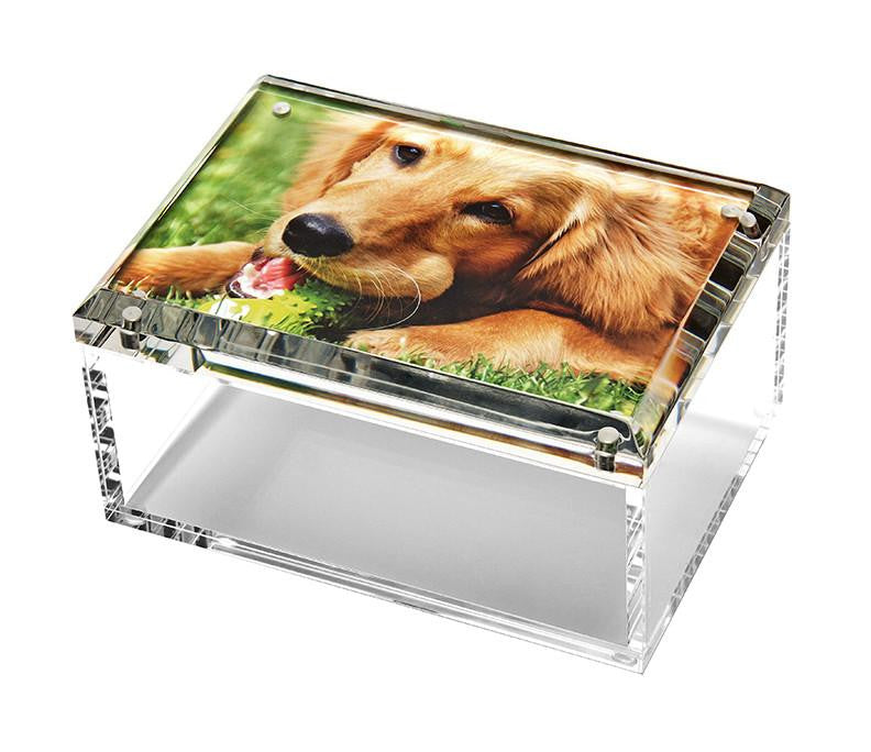 Lucite Boxes