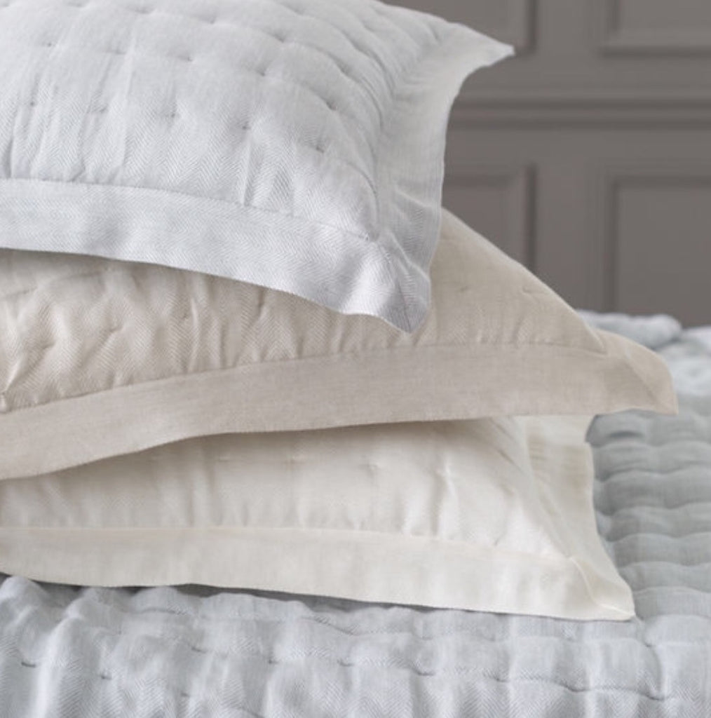 Brussels Quilted Standard Sham