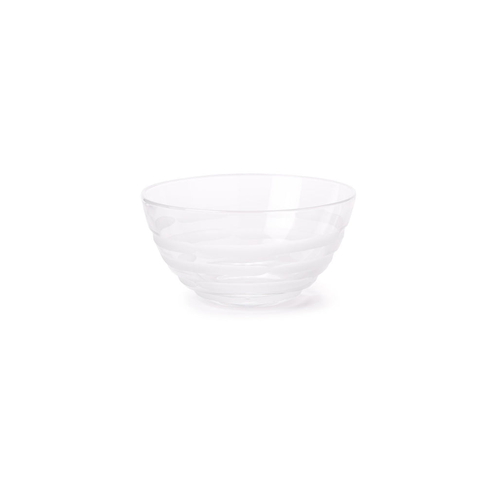 Optical Swirl Small Bowl