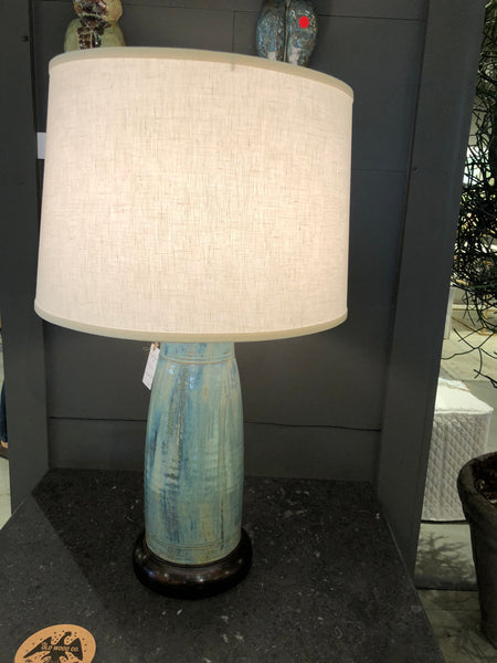 Tapered Column Lamp