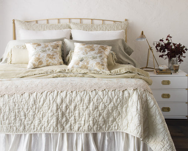 Luna Coverlet and Deluxe Sham