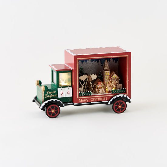 Countdown to Christmas Truck
