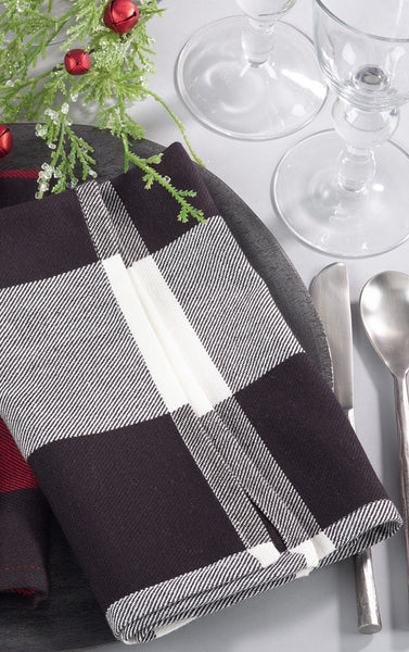 Buffalo Plaid Napkin