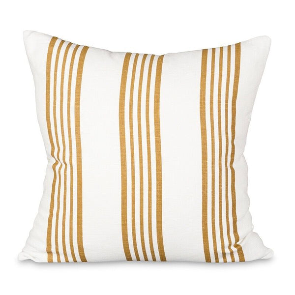 Ocher Pillows