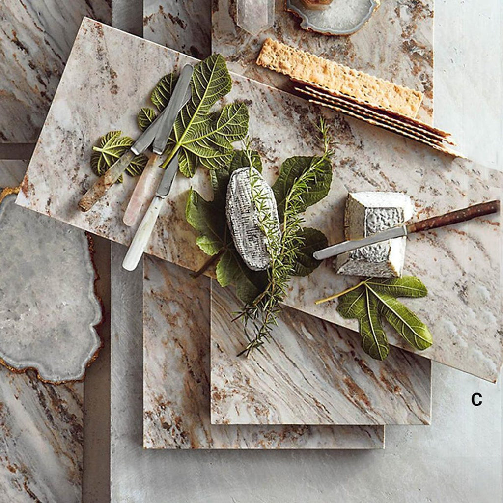 Palissandro Marble Serving Boards