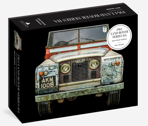 1964 Land Rover Series IIA Puzzle