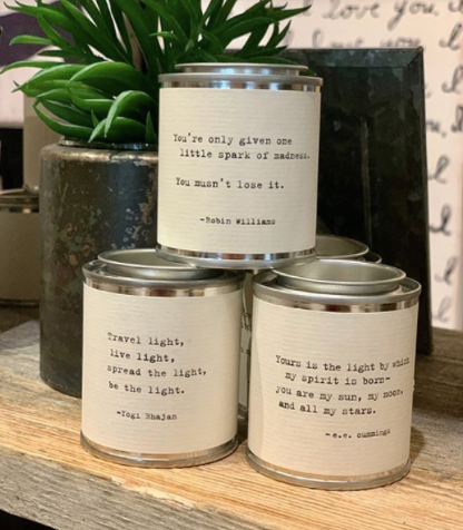 Shine Candles