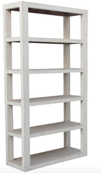 Amalfi Grand Frame Pinewood Shelf
