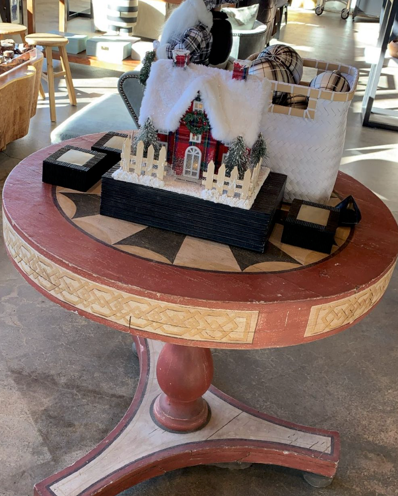 Highly Decorative Center Table