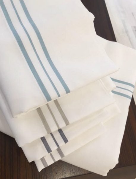 Hem Striped Sheet Set