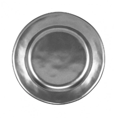 Juliska Pewter Salad Plate