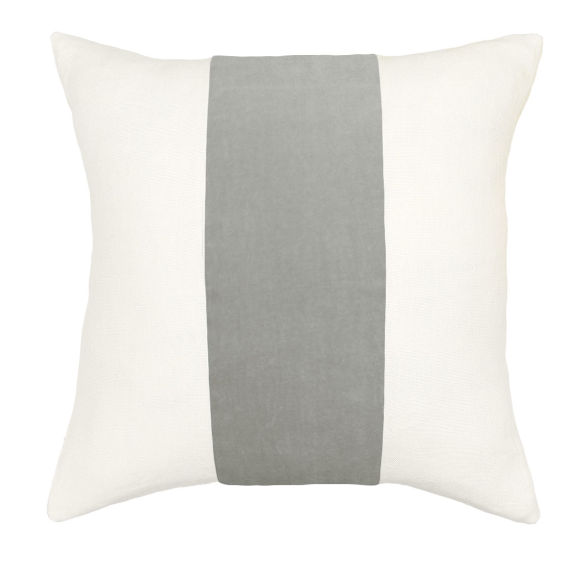Ming Velvet Band Pillow