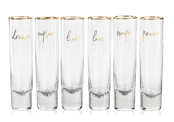 Dream Champagne Flutes