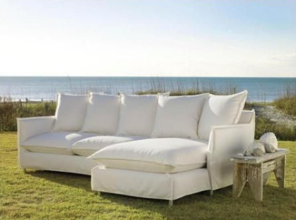 Agave Outdoor Chaise and Sofa