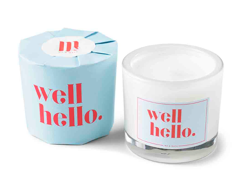 Cheeky Candles