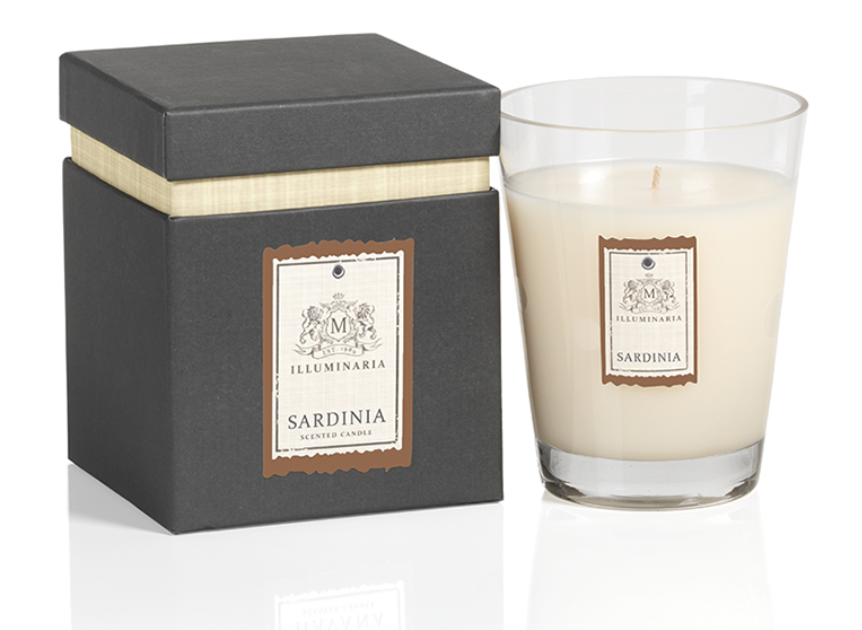 Illuminaria Scented Candle