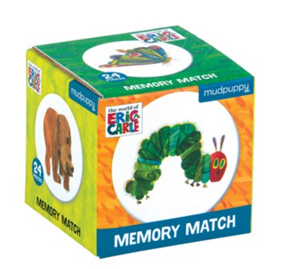 The Very Hungry Caterpilla and Friends Mini Memory Match Game