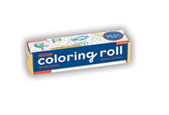 Mini Coloring Roll