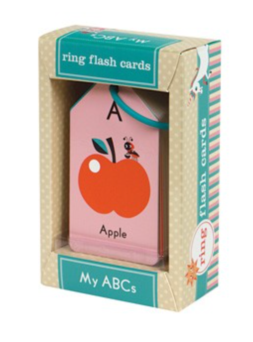 Ring Flash Cards