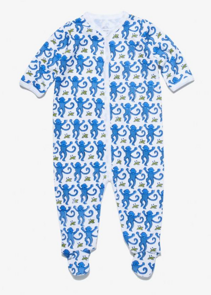 Infant Footie Pajamas