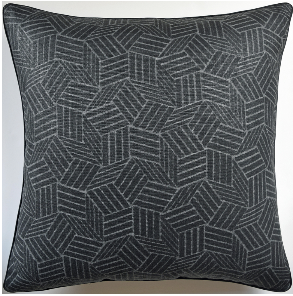 Faceted Pillow