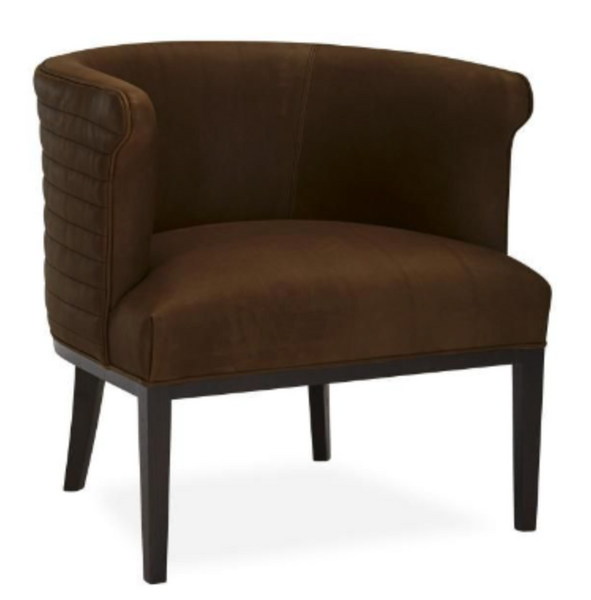 L1246-01 Leather Chair