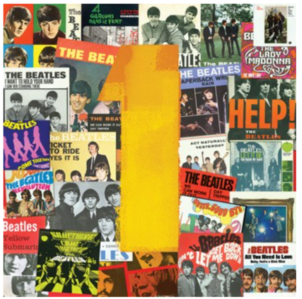 Beatles No. 1 Singles 500 Piece Puzzle
