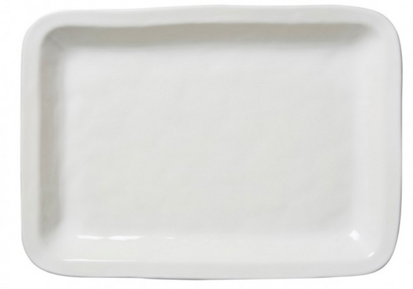 Juliksa Puro Whitewash Rectangular Tray/Platter