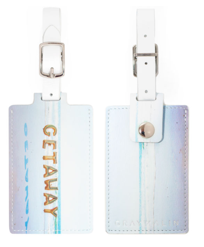 Gray Malin Luggage Tags