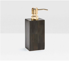 Load image into Gallery viewer, Arles Dark Faux Horn Bathroom Accessories