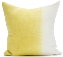 Load image into Gallery viewer, Dip Dyed Pillow