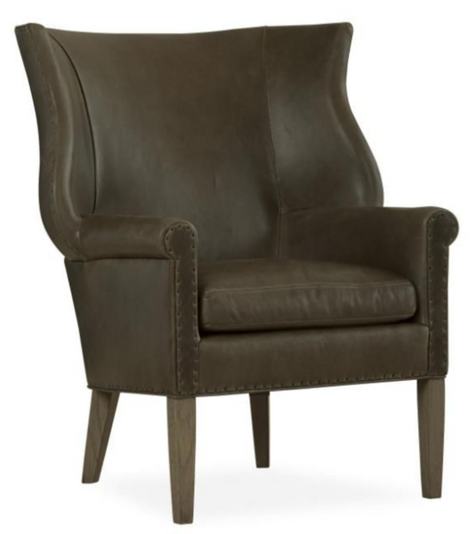 L1863-01 Leather Chair