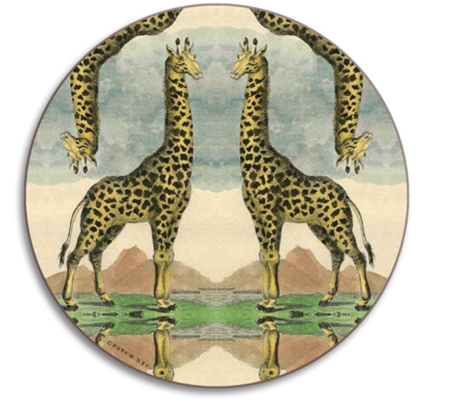 Wildlife Coasters