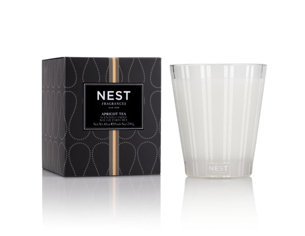 Nest Apricot Tea Candle