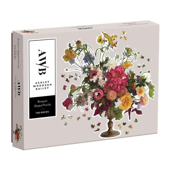 Ashley Woodson Bailey Puzzle