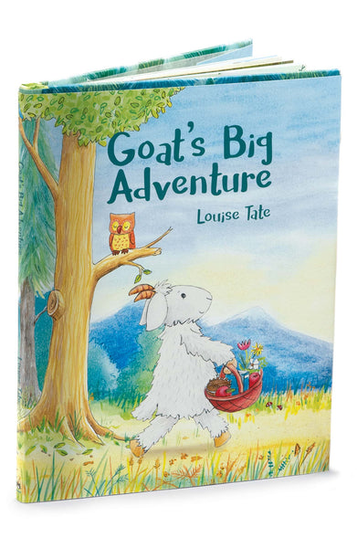Goat's Big Adventure Book