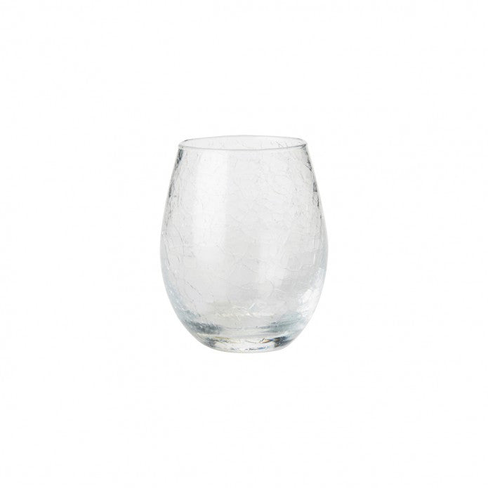 Juliska Hugo Stemless White Wine Glass